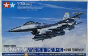 Tamiya 60788 Lockheed Martin F-16CJ (Block 50) Fighting Falcon with Full Equipment